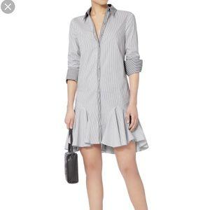 Exclusive for Intermix Divia Poplin Mini Dress
